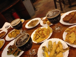 A Nice feast!