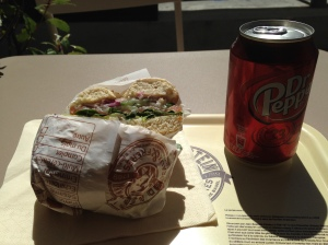 """The """"Bagel""""stein and the elusive Dr. Pepper."""